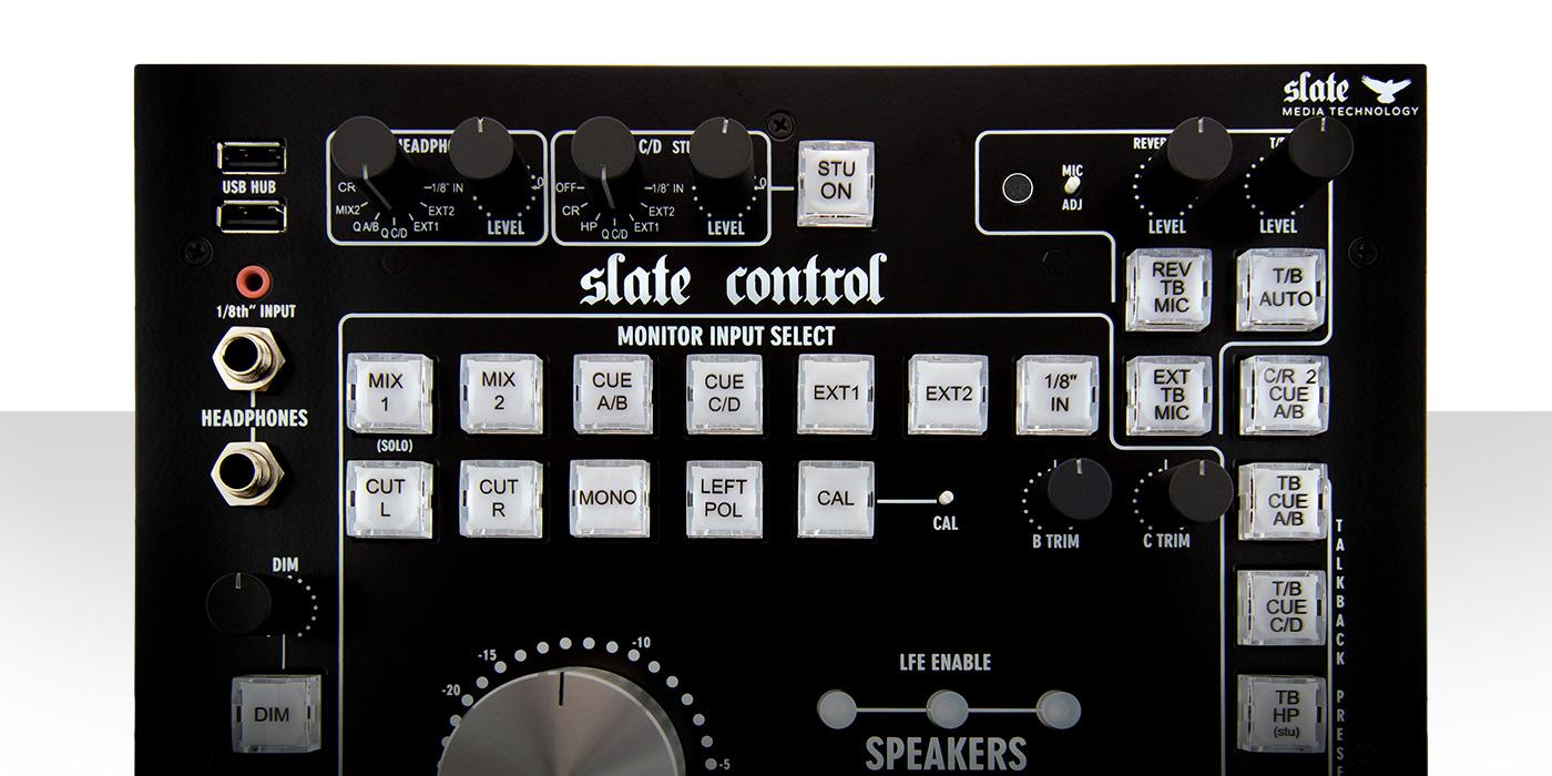 Slate Control de Slate Media Technology