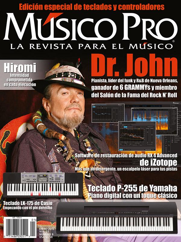 Enero 2015 Cover