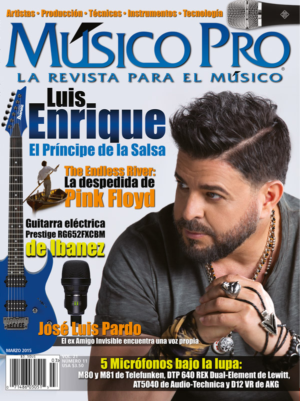 Marzo 2015 Cover