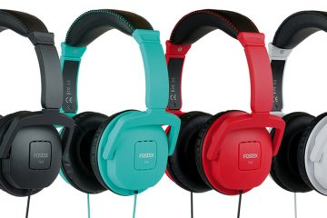 Fostex Introduces TH7 Series Monitor Headphones