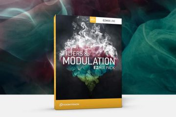 Toontrack Releases New Filters & Modulation EZmix Pac