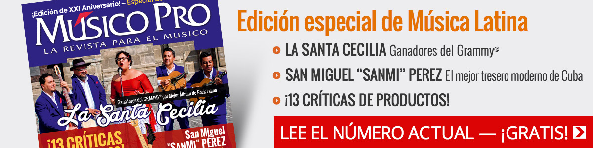 edición especial de música latina