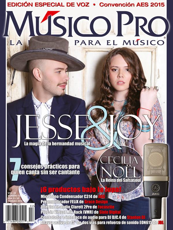 Febrero 2016 Cover