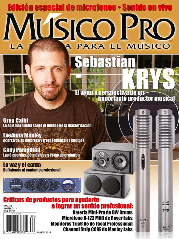 Marzo 2016 Cover
