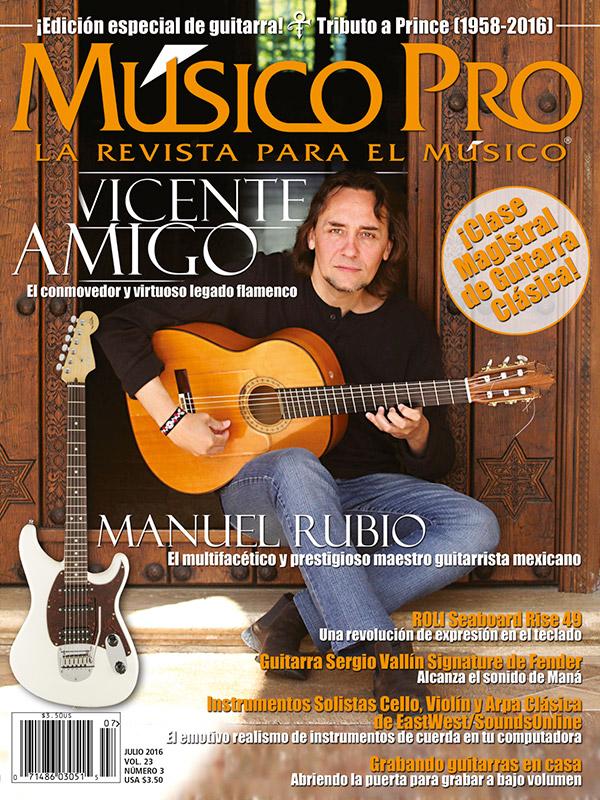 Julio 2016 cover