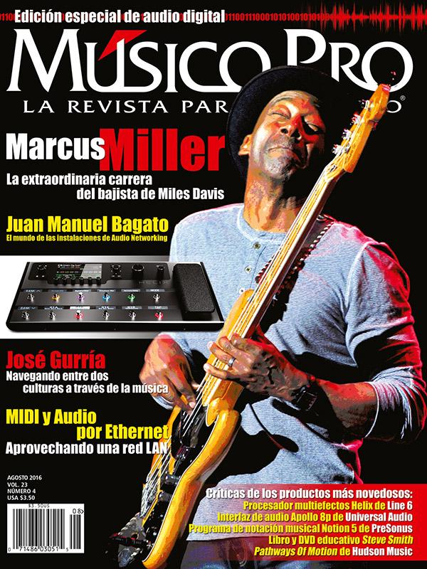 Agosto 2016 cover