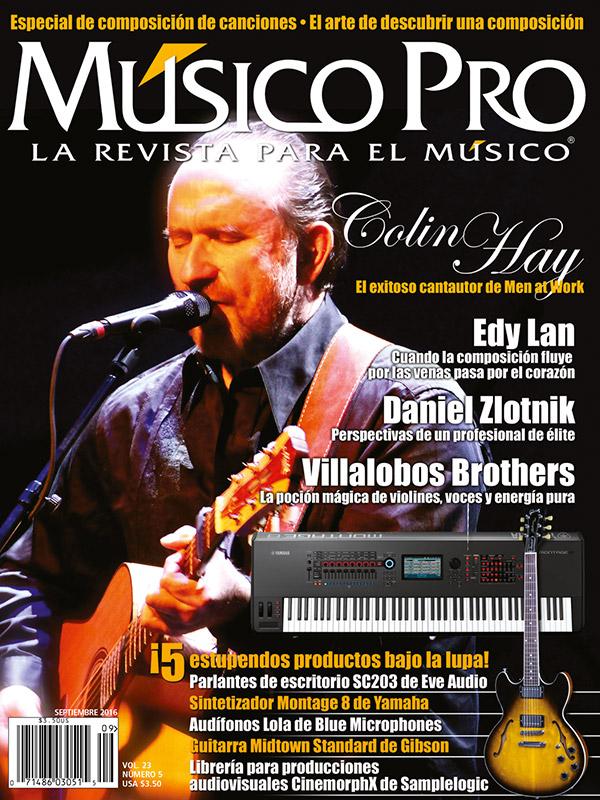 Septiembre 2016 cover