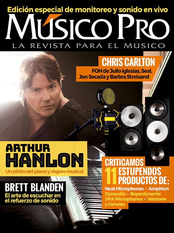 Marzo 2017 Cover