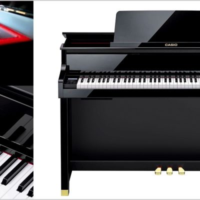 Piano Digital Celviano Grand Hybrid GP-500 de Casio