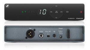 sennheiser XSW1EM receiver