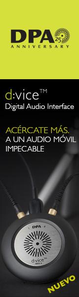 DPA Audio d:vice 160×600