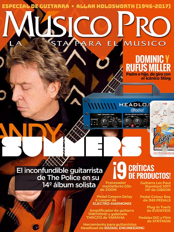 Julio 2017 Cover