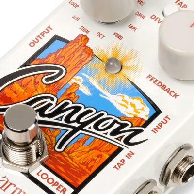Canyon Delay & Looper de Electro-Harmonix