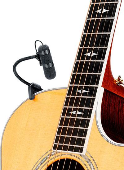 DPA Guitar Mic