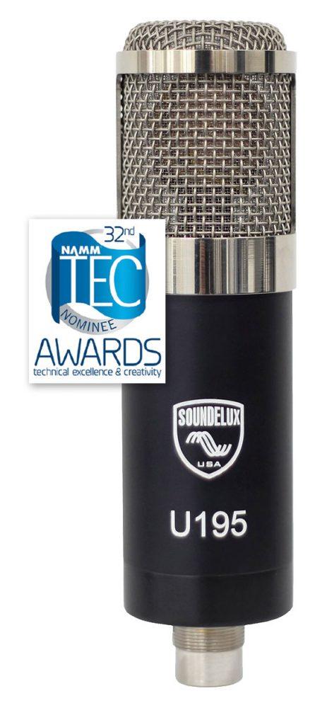 Participa para ganar un micrófono Soundelux USA 195