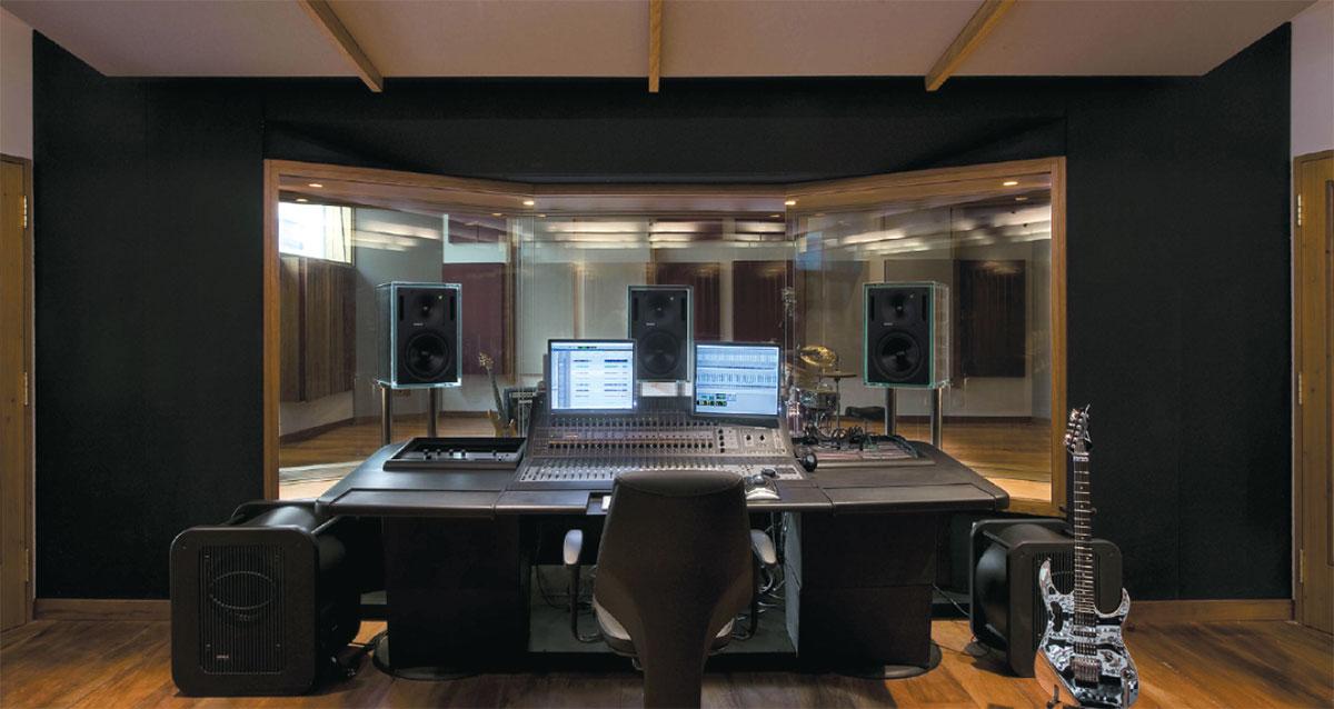 John Storyk Control Room