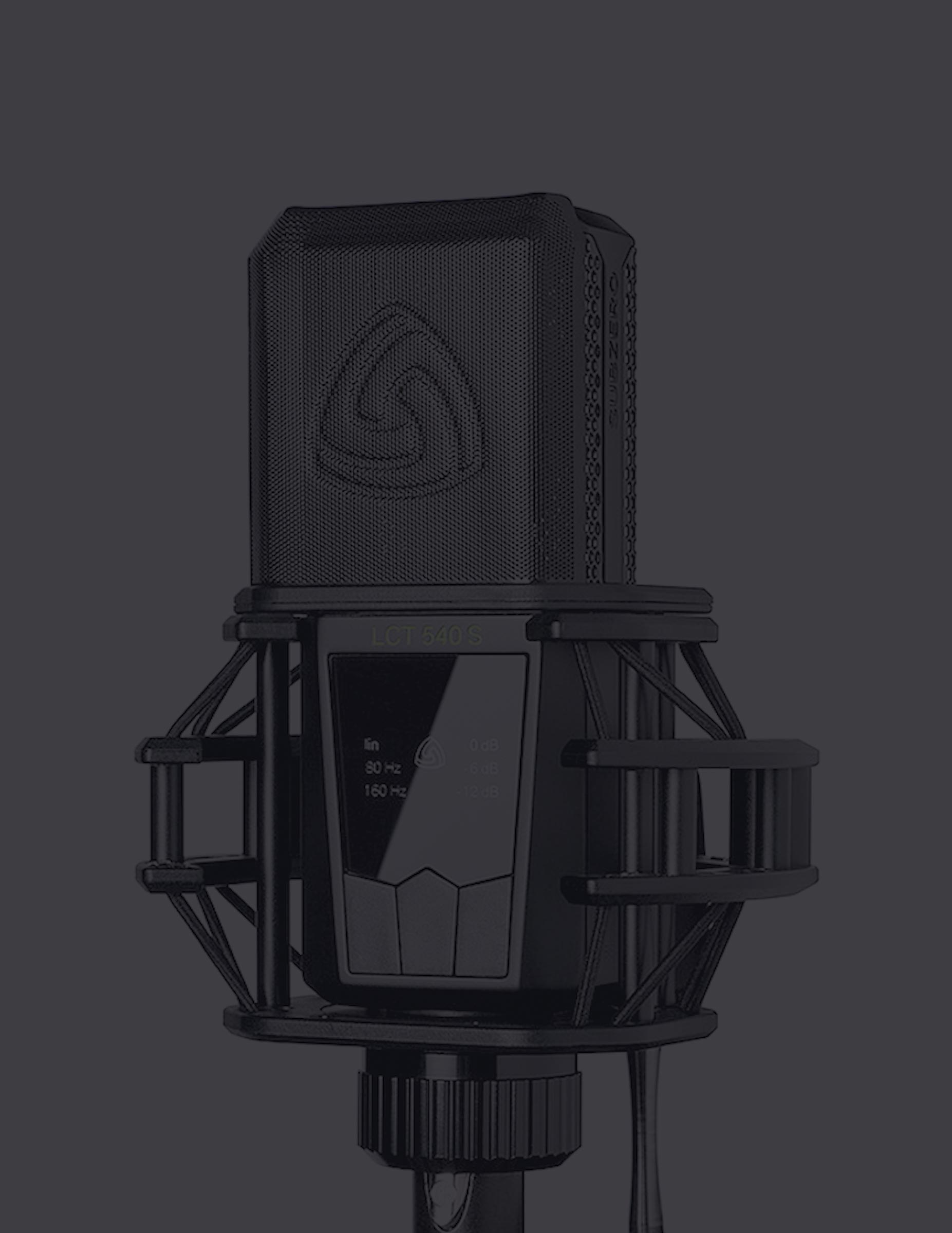 Micrófono LCT 540 SUBZERO de LEWITT
