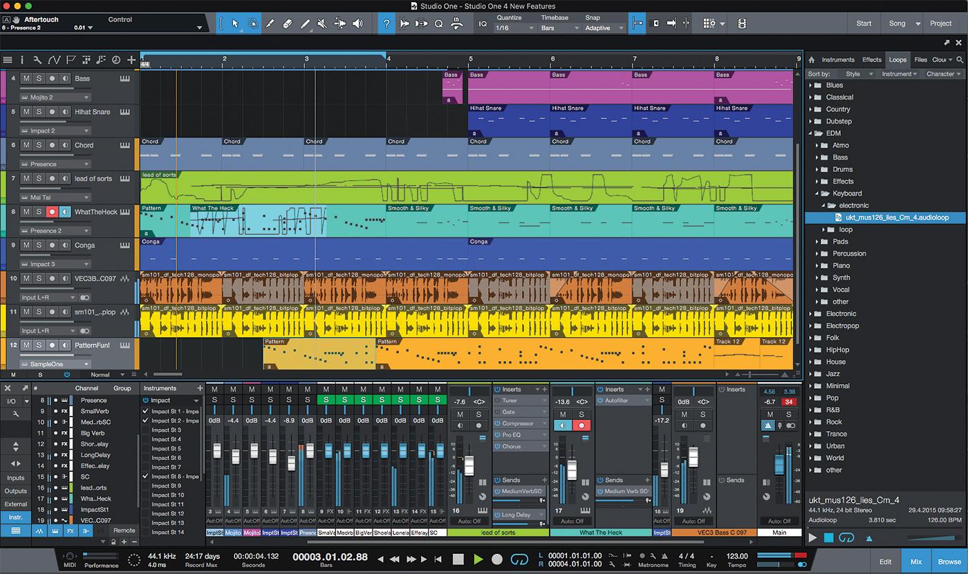 Studio One 4 de PreSonus Feature Image