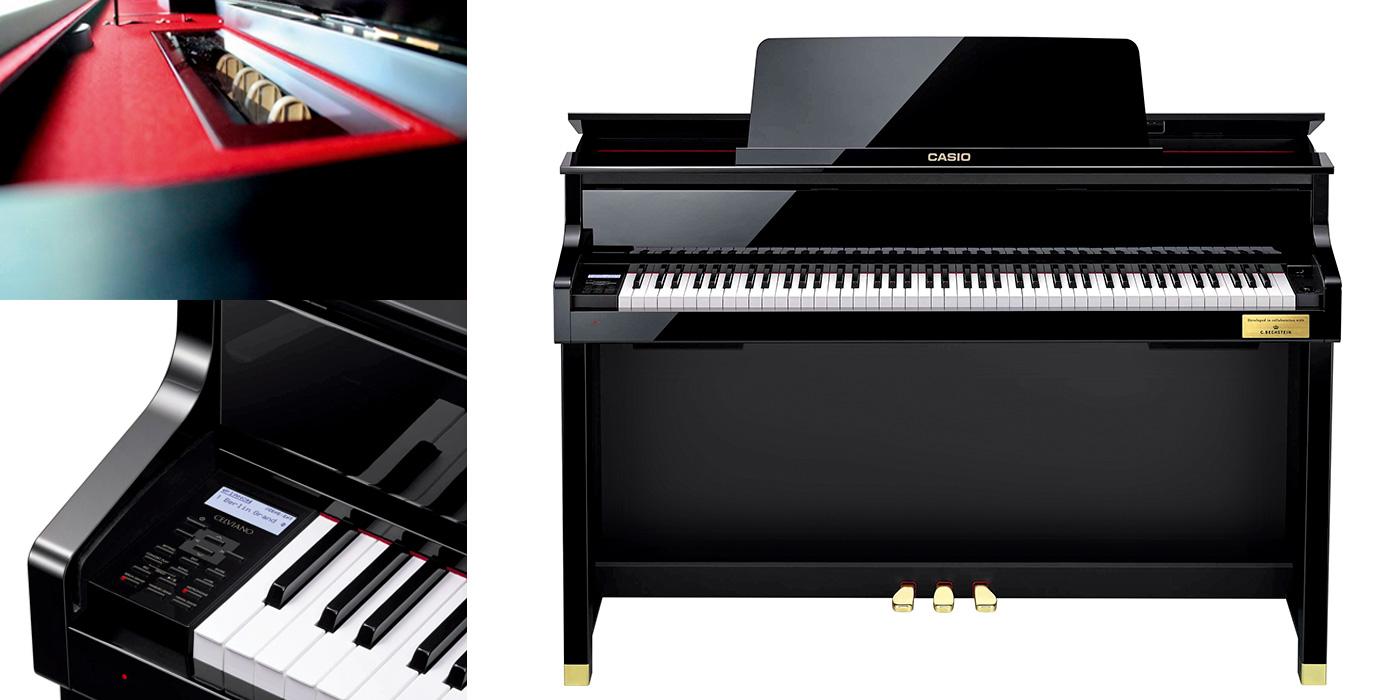 Piano Digital Celviano Grand Hybrid GP-500