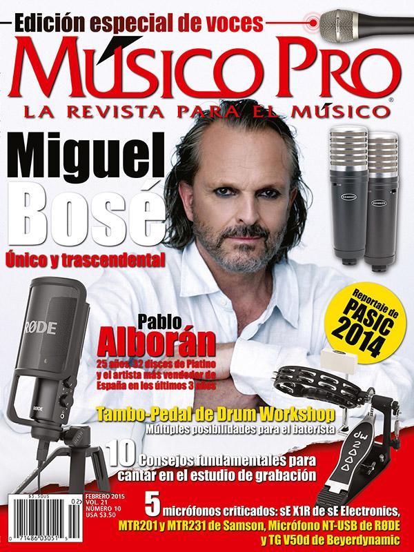 Febrero 2015 Cover