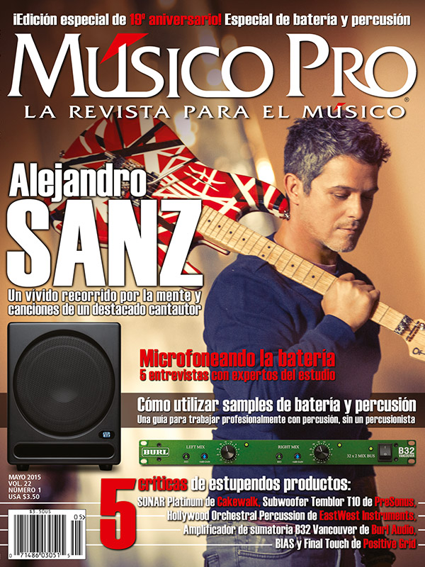 Mayo 2015 Cover