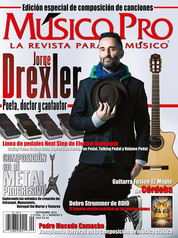 Septiembre 2014 Cover