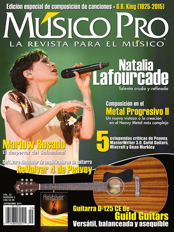 Septiembre 2015 Cover