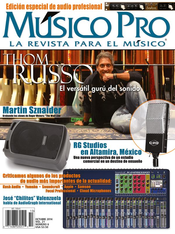 Octubre 2014 Cover