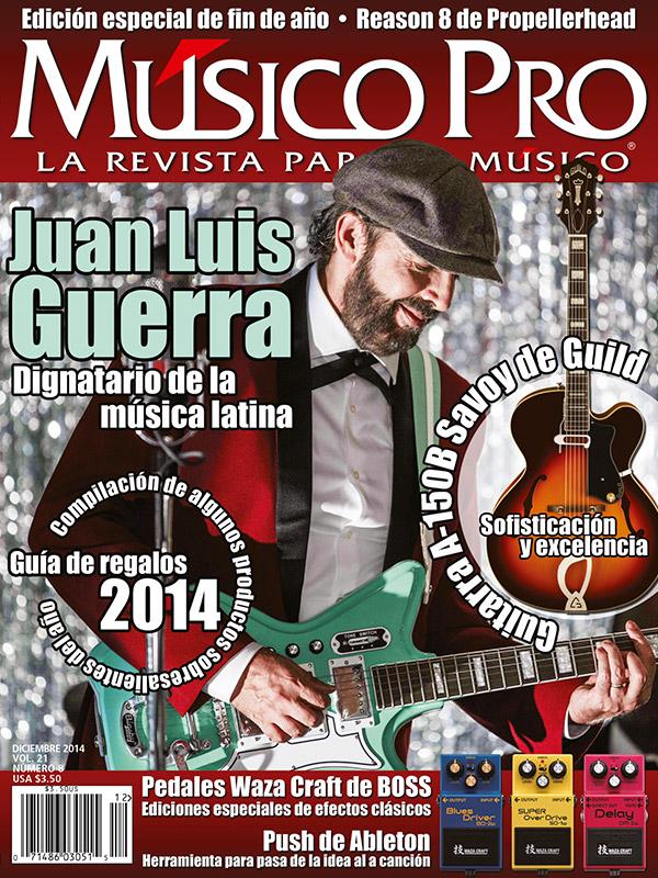 Diciembre 2014 Cover