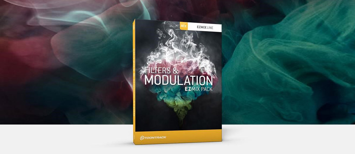 Toontrack Releases New Filters and Modulation EZmix Pac
