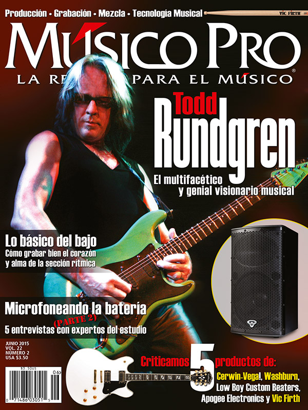 Junio 2015 Cover