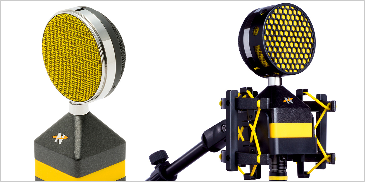Micrófono Worker Bee de Neat Microphones