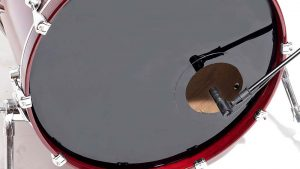 miking a bass drum