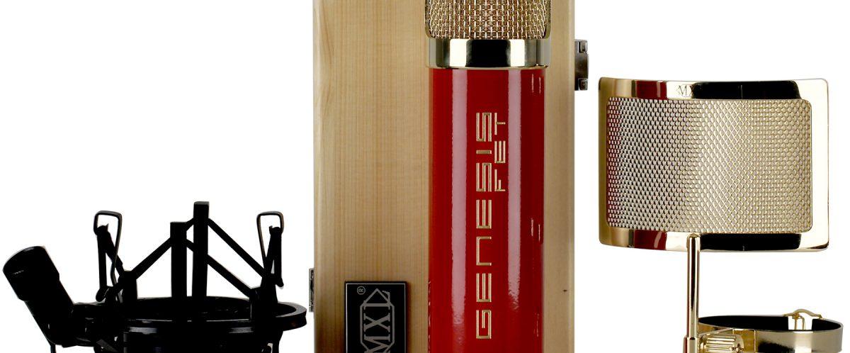 Enter to Win the MXL Genesis FET Studio Condenser Microphone