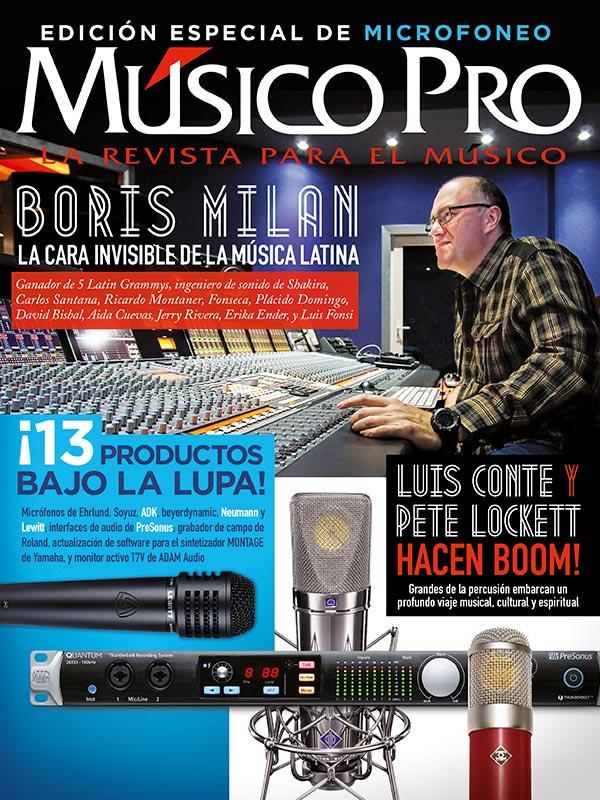 Junio 2018, Edición especial de microfoneo