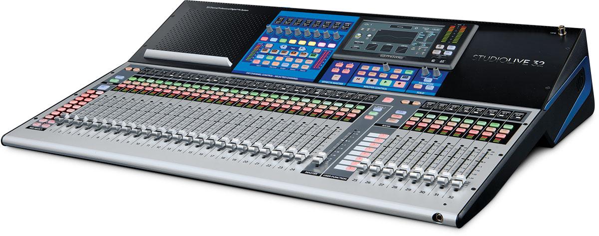 PreSonus Studio Live 32