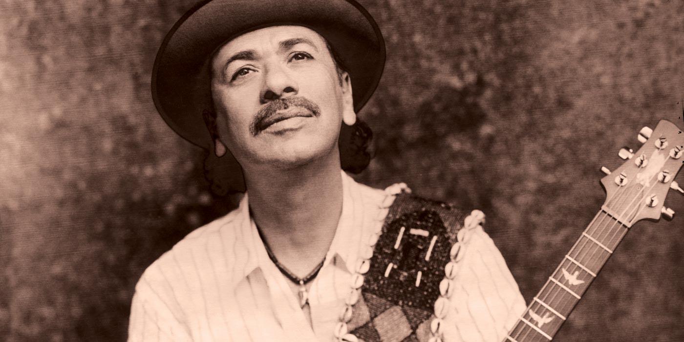 Carlos Santana, Curandero del Rock