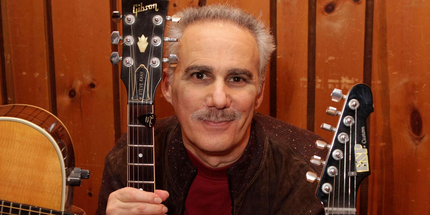Steve Khan, La Voz De La Guitarra En El Jazz Latino