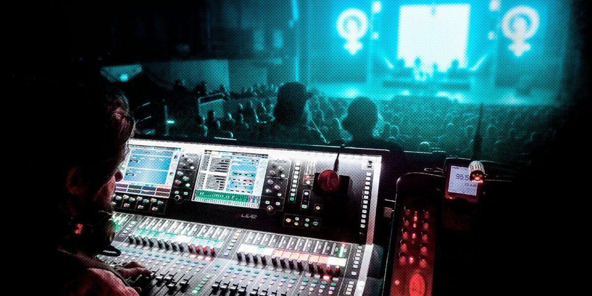 La evolución de la grabación en vivo