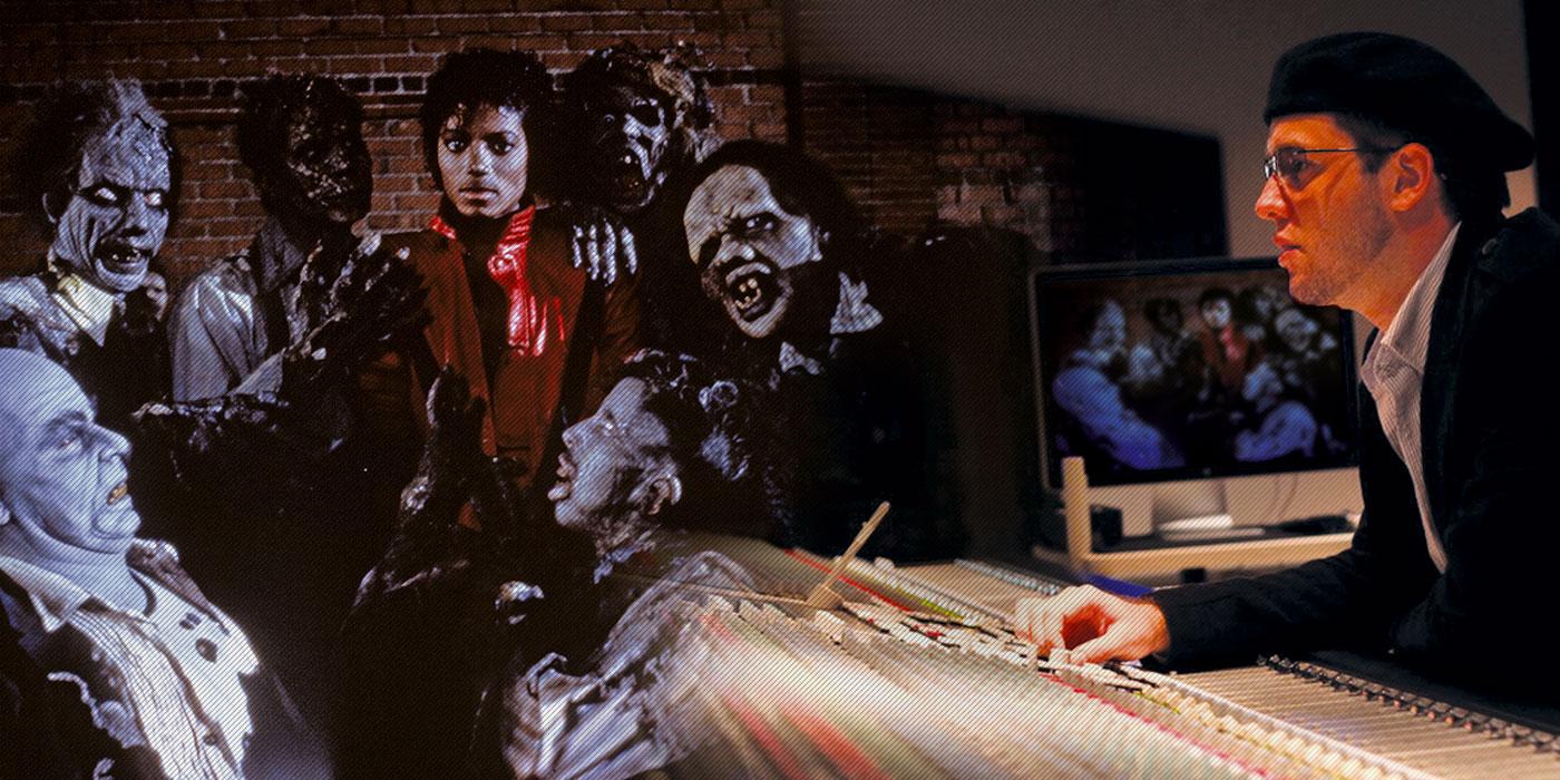 Martin Nessi, Mezclando Thriller 3D de Michael Jackson