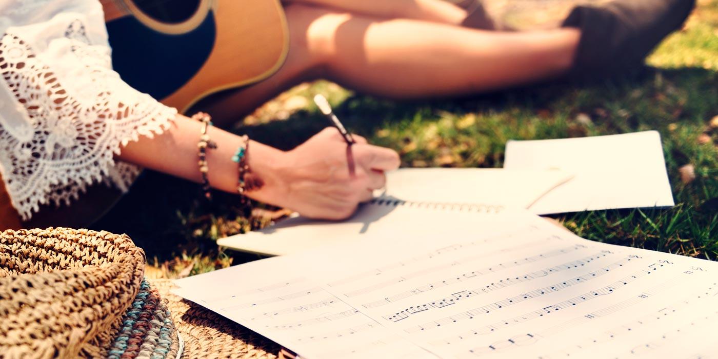 Composición de canciones consejos