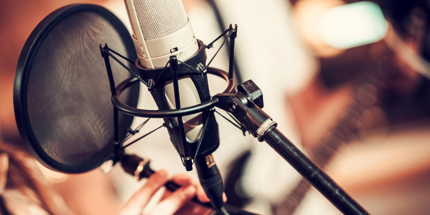 Acústica en tu estudio de grabación casero