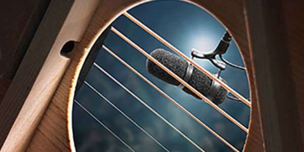 Microfoneando instrumentos