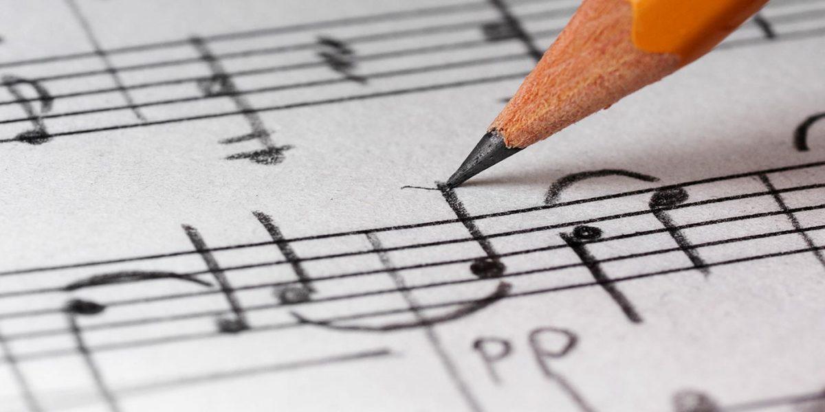 Composición de canciones propias y la forma