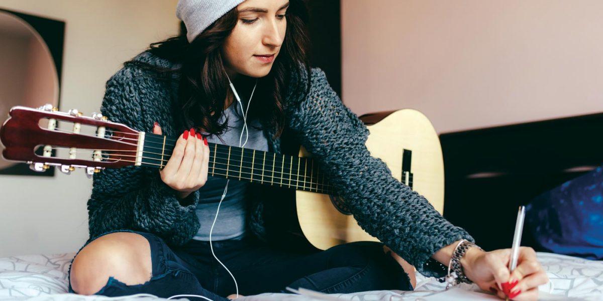 Consejos para escribir letras de canciones