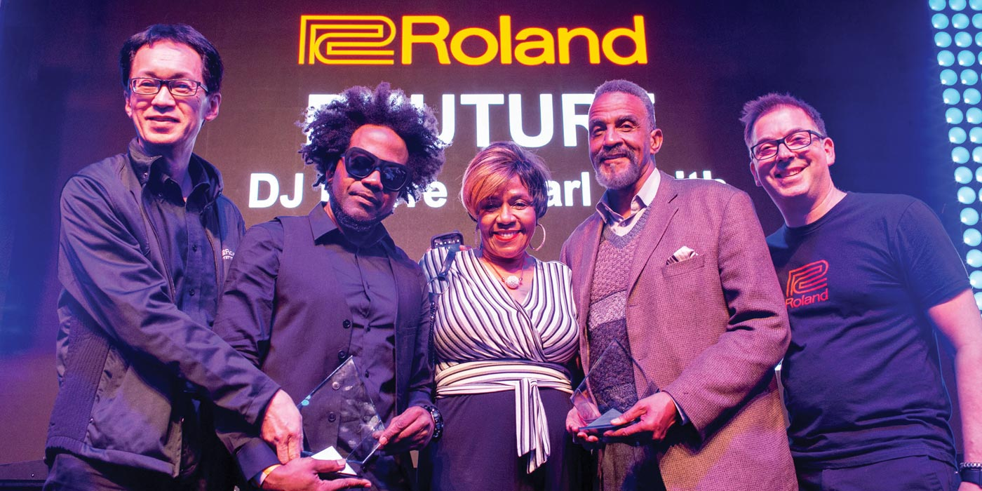 Roland Boss Lifetime Achievement Awards llega a su cuarta versión