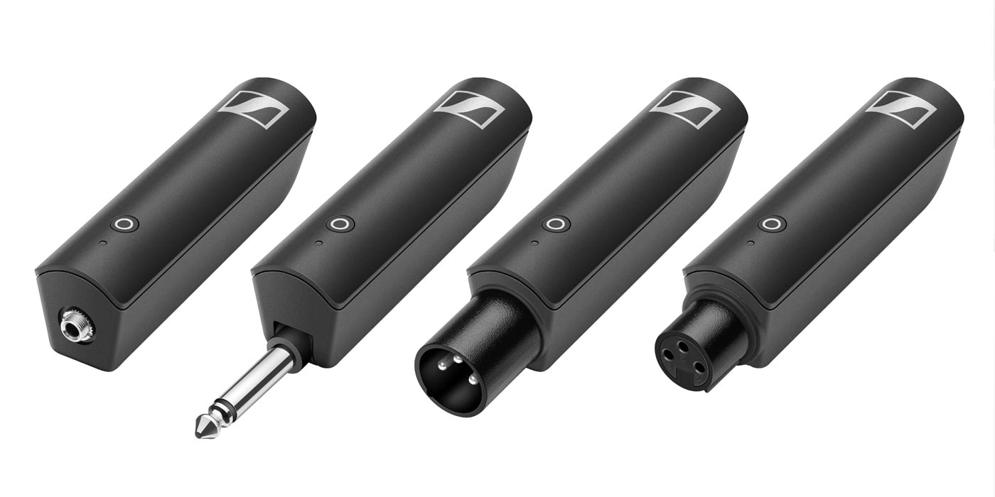 Sennheiser lanza su nuevo sistema inalámbrico Sennheiser XS Wireless Digital