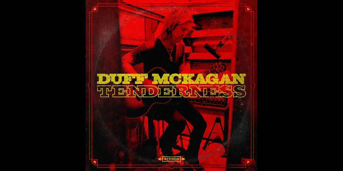 Duff McKagen Nuevo Álbum Tenderness