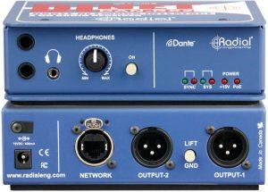 Radial DiNet DAN-RX2