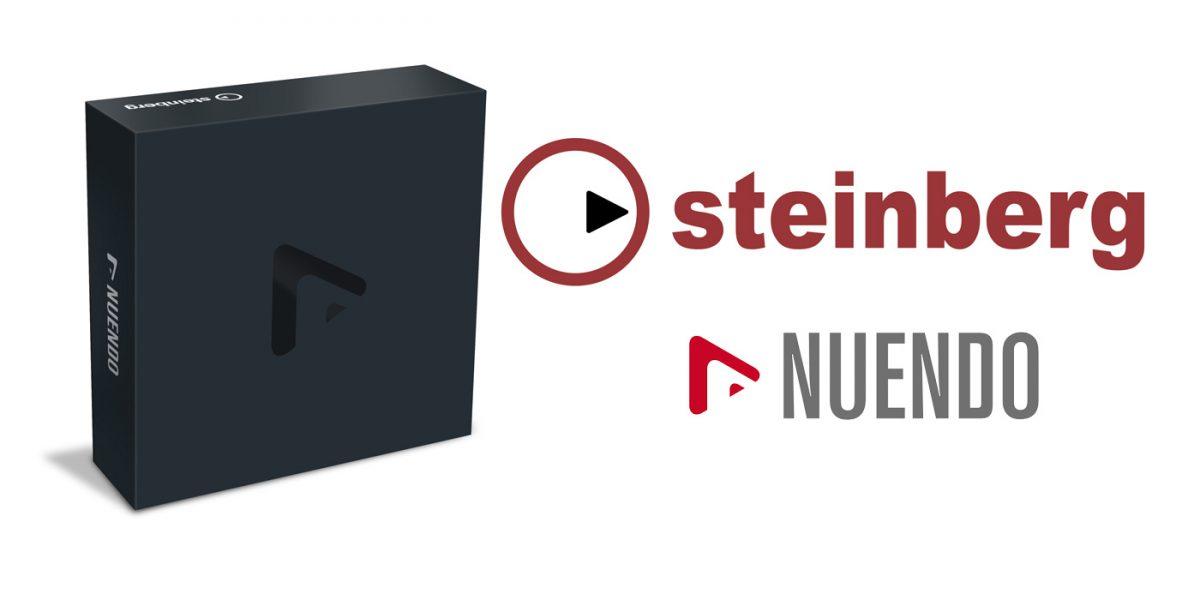 Steinberg presenta Nuendo 10